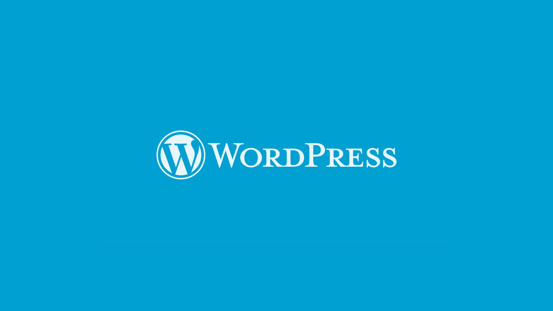 WordPress la poderosa herramienta para tú página web
