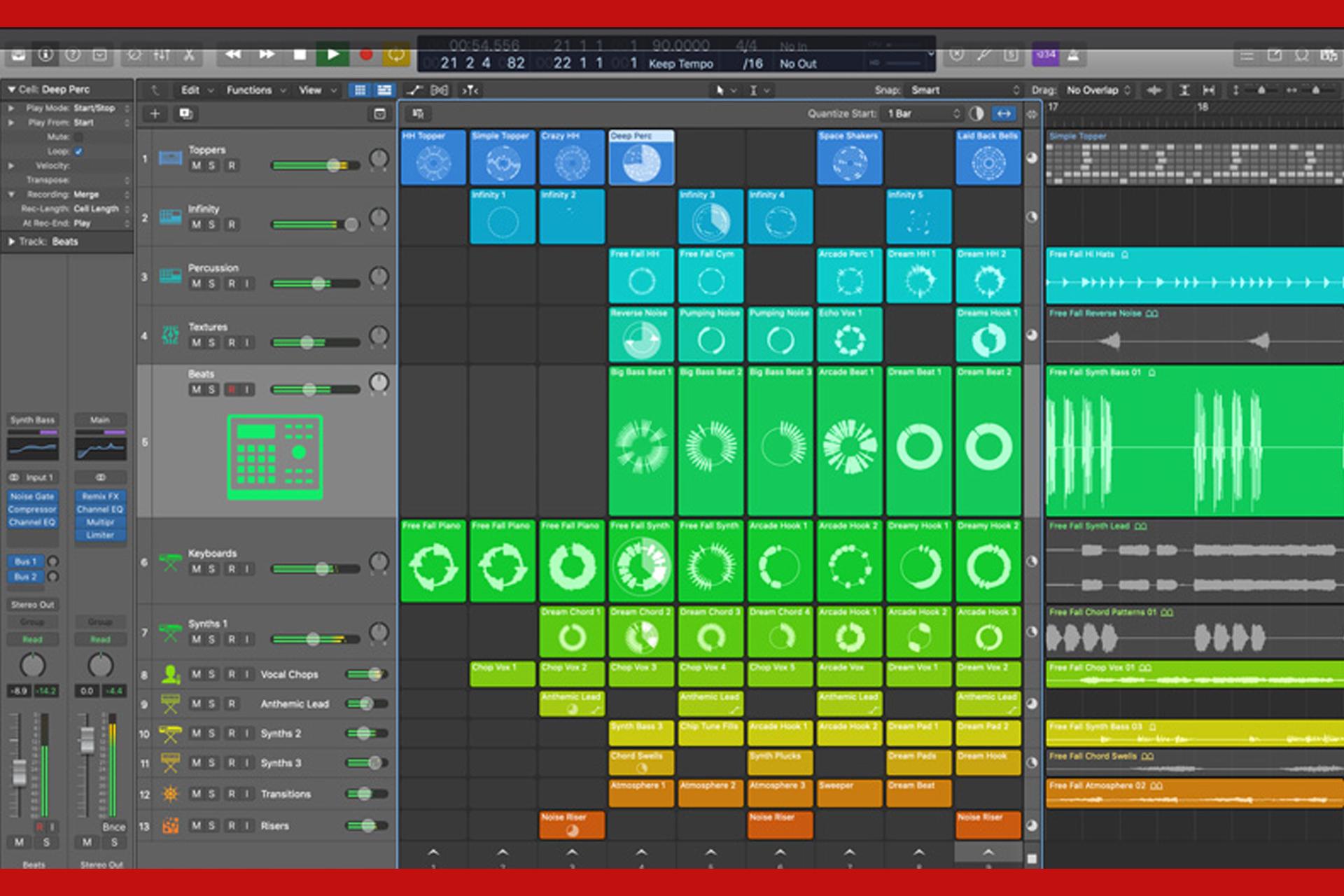 Diseño de sonido – el uso de efectos